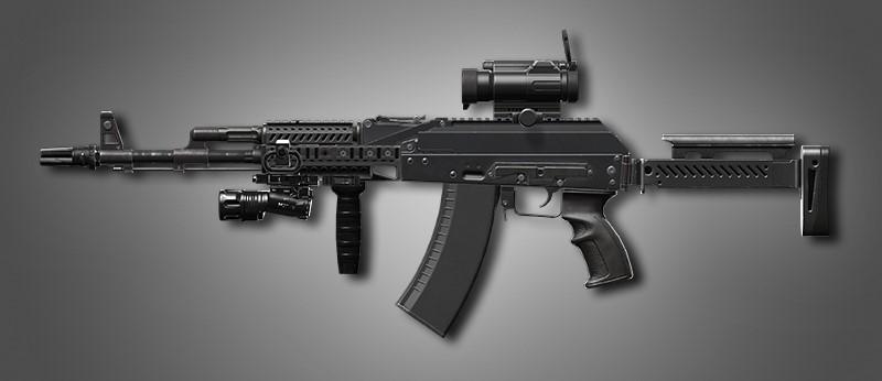 アサルトライフル/AK74M