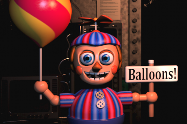 Balloon Boy(FNAF2)