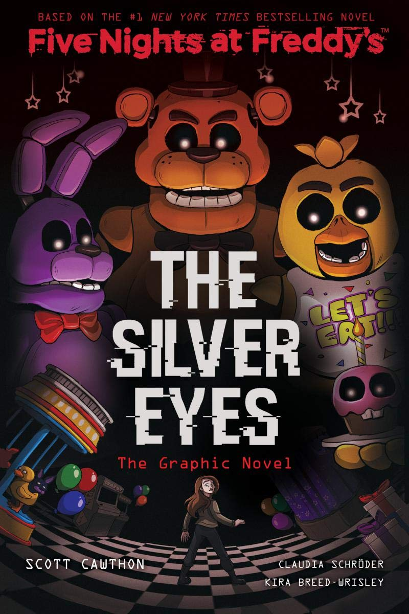 FNaF The Graphic Novel