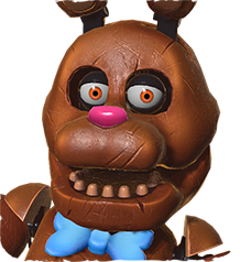 Chocolate Bonnie