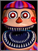 Nightmare BB(FNAF4)